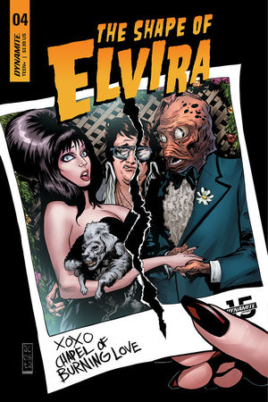 ELVIRA SHAPE OF ELVIRA (2018) #4C