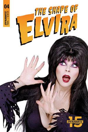 ELVIRA SHAPE OF ELVIRA (2018) #4D