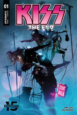 KISS THE END (2019) #1