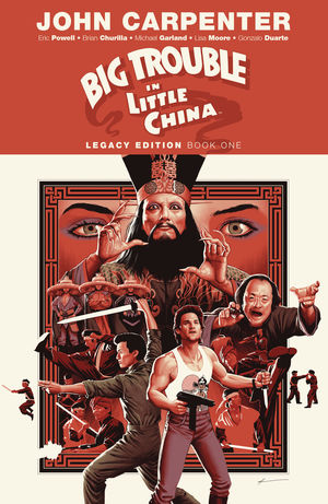 BIG TROUBLE IN LITTLE CHINA LEGACY EDITION TPB (20 #1