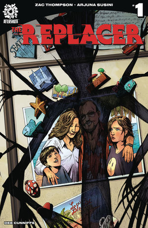 REPLACER (2019) #1