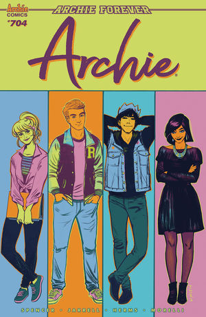 ARCHIE (2015 2ND SERIES) #704