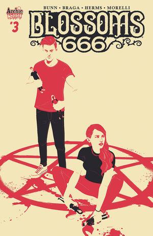 BLOSSOMS 666 (2019) #3C