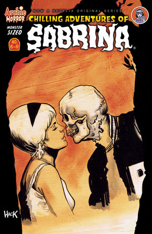 MONSTER SIZED CHILLING ADVENTURES OF SABRINA (2019 #1