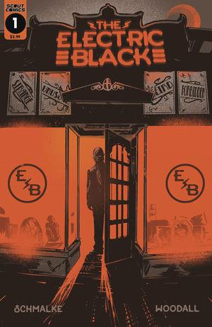 ELECTRIC BLACK (2019) #1 2ND