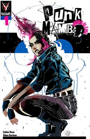 PUNK MAMBO (2019) #1C