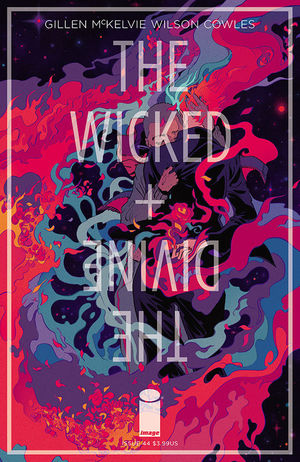 WICKED AND THE DIVINE (2014) #44B