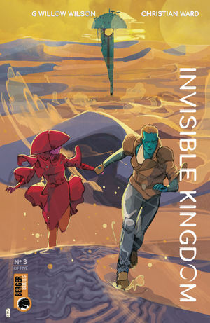 INVISIBLE KINGDOM (2019) #3