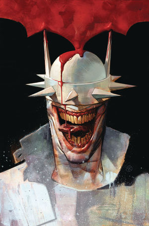 BATMAN WHO LAUGHS CVR B VAR ED 5
