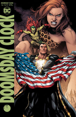 DOOMSDAY CLOCK (2017) #11B