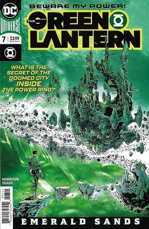 GREEN LANTERN (2018 5TH SERIES) #7