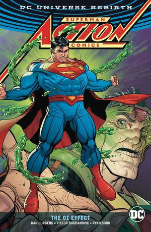 SUPERMAN ACTION COMICS THE OZ EFFECT TP
