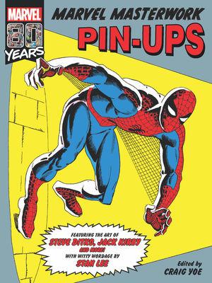 MARVEL MASTERWORKS PIN-UPS HC (2019) #1