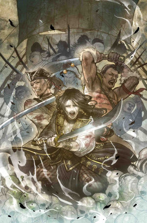 AGE OF CONAN: BELIT (2019) #3