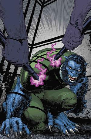 AGE OF X-MAN PRISONER X 3