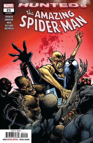 AMAZING SPIDER-MAN (2018 6TH SERIES) #21