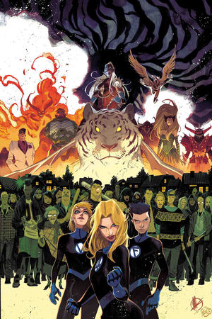 FANTASTIC FOUR (2018 6TH SERIES) #10