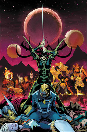 GUARDIANS OF THE GALAXY (2019) #5