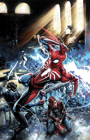 SPIDER-MAN CITY AT WAR (2019) #3