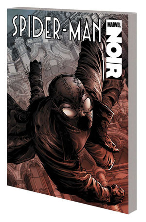 SPIDER-MAN NOIR COMPLETE COLLECTION TPB (2019)