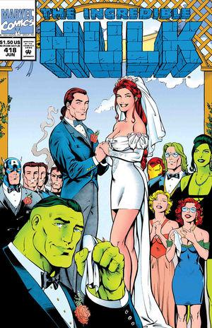 TRUE BELIEVERS HULK THE WEDDING OF RICK (2019) #1