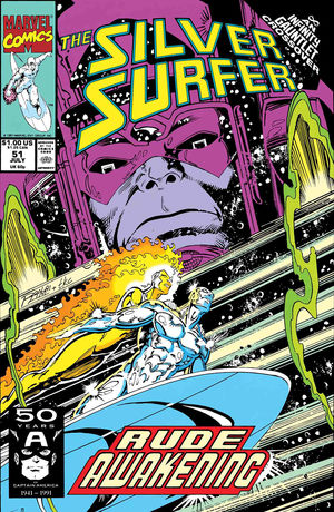 TRUE BELIEVERS SILVER SURFER RUDE AWAKENING (2019) #1
