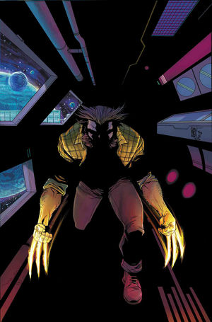 WOLVERINE INFINITY WATCH (2019) #4