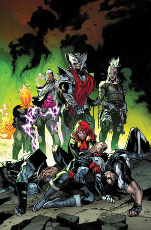 X-FORCE (2018 5TH SERIES) #7