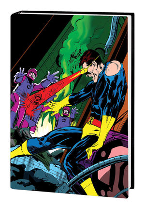 X-MEN BY ROY THOMAS AND NEAL ADAMS HC