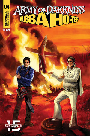 ARMY OF DARKNESS BUBBA HOTEP (2019) #4