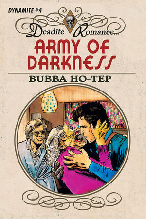 ARMY OF DARKNESS BUBBA HOTEP (2019) #4C