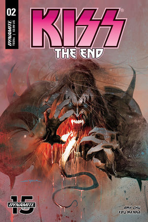KISS THE END (2019) #2