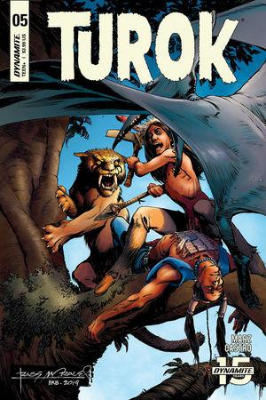 TUROK (2019) #5