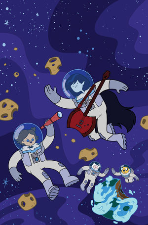 ADVENTURE TIME MARCY AND SIMON 5