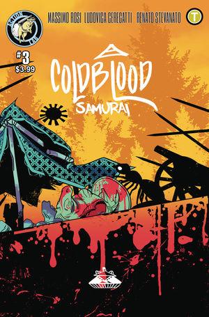 COLD BLOOD SAMURAI 3