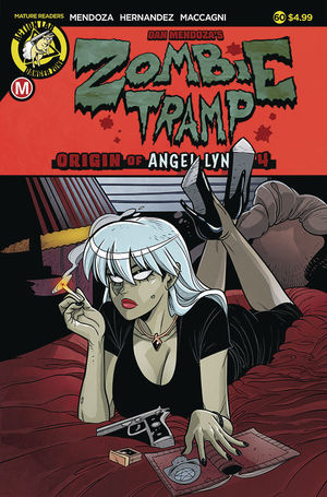 ZOMBIE TRAMP ONGOING CVR A MACCAGNI 60
