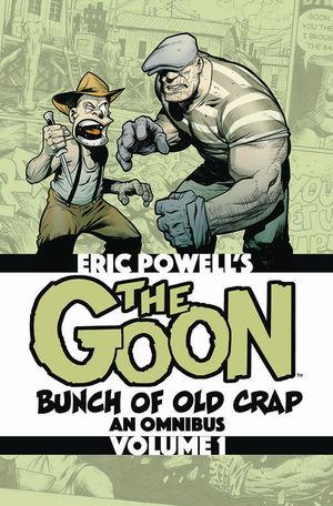 GOON BUNCH OF OLD CRAP TPB (2019) #1