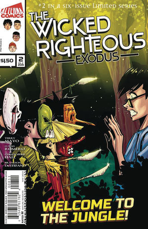 WICKED RIGHTEOUS VOL 2 2