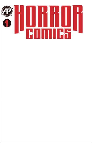 HORROR COMICS SKETCH VAR CVR 1