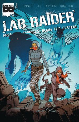 LAB RAIDER 3
