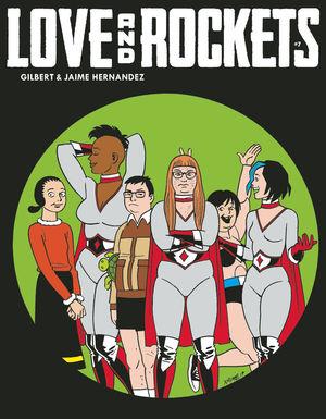 OFELIA. A LOVE AND ROCKETS BOOK #7