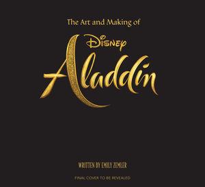 ART AND MAKING OF ALADDIN HC
