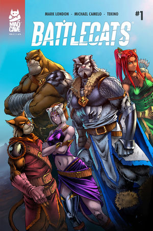 BATTLECATS VOL 2 6