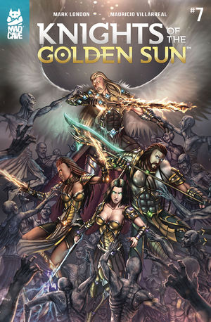 KNIGHTS OF THE GOLDEN SUN 7