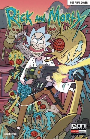 RICK AND MORTY 50 ISSUES SPECIAL VAR 3
