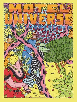 MOTEL UNIVERSE HC GN