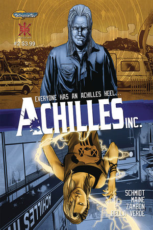 ACHILLES INC (2019) #2