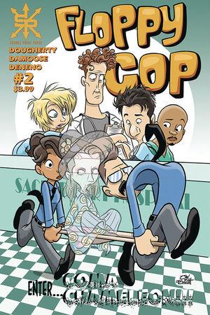 FLOPPY COP (2019) #2