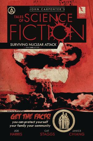CARPENTER TALES SCI FI NUCLEAR ATTACK 1