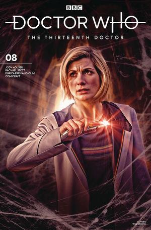 DOCTOR WHO 13TH CVR B PHOTO 8